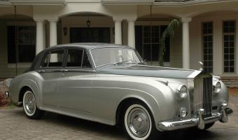 1960 Rolls royce Silver Cloud #1