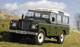 Land Rover Serie III #1