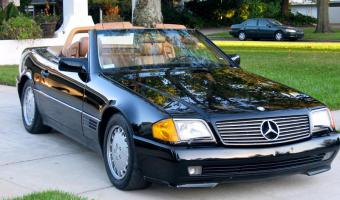 1991 Mercedes-Benz SL #1