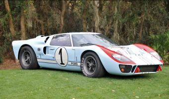 1966 Ford GT 40 #1