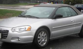 2004 Chrysler Sebring #1
