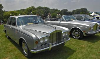 1968 Rolls royce Silver Shadow #1