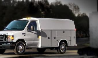 2013 Ford E-series Van #1