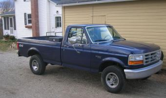 1994 Ford F-150 #1