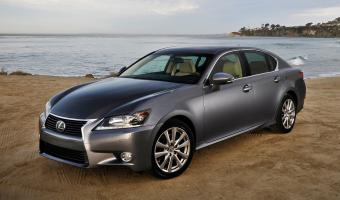 2013 Lexus Is 250 #1