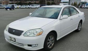2002 Toyota Mark II #1