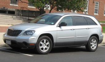 2006 Chrysler Pacifica #1