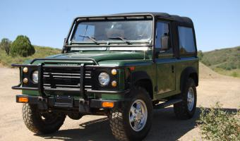 1994 Land Rover Defender #1