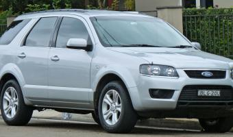 2008 Ford Territory #1