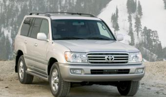 2006 Toyota Land Cruiser #1