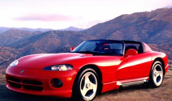 1991 Chrysler Viper #1