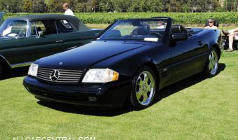 1997 Mercedes-Benz SL #1