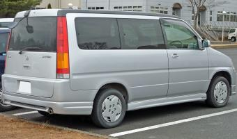 1999 Honda Step Wagon #1