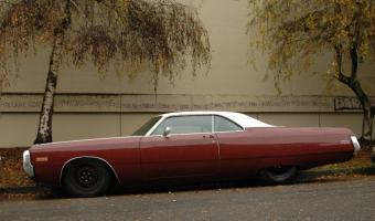 1970 Chrysler Newport #1