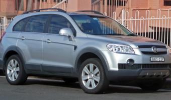 2008 Holden Captiva #1