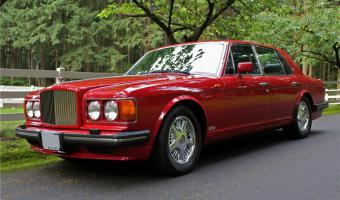 1990 Bentley Turbo #1
