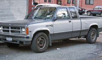 1990 Dodge Dakota #1