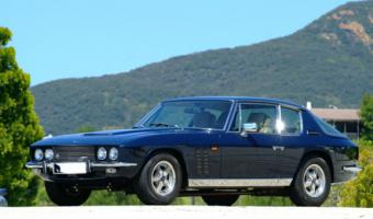 1972 Jensen Interceptor #1