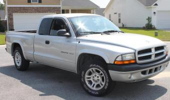 2002 Dodge Dakota #1