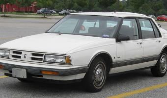1991 Oldsmobile Eighty-eight Royale #1