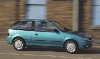 1996 Suzuki Swift #1