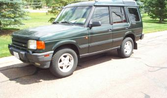 1996 Land Rover Discovery #1