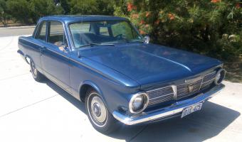 1965 Plymouth Valiant #1