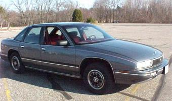 1992 Buick Regal #1