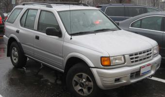 2000 Isuzu Rodeo #1