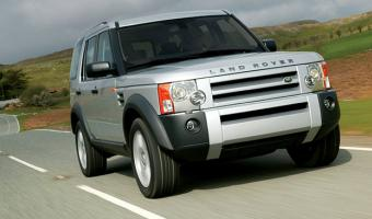 2005 Land Rover Discovery 3 #1