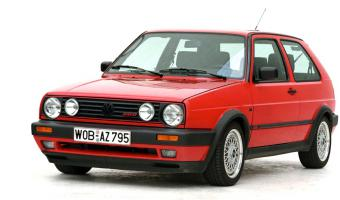 1990 Volkswagen Golf #1