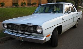 Plymouth Valiant #1