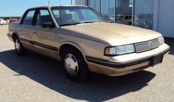 1991 Oldsmobile Cutlass Ciera #1