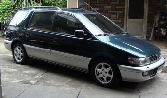 1996 Mitsubishi Space Wagon #1