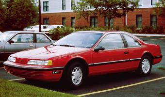 1990 Ford Thunderbird #1