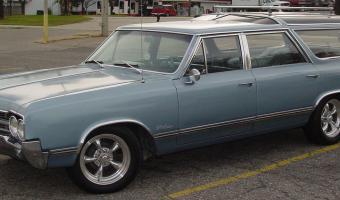 Oldsmobile Vista Cruiser #1
