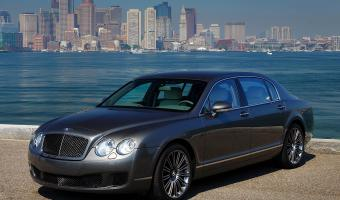2011 Bentley Continental Flying Spur Speed #1