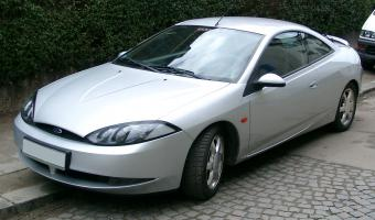 2000 Ford Cougar #1
