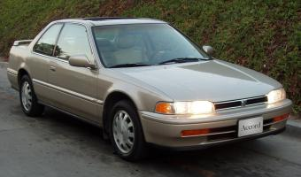 1993 Honda Accord #1