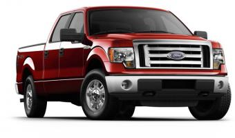 2011 Ford F-150 #1