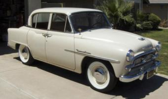 1958 Toyota Crown #1