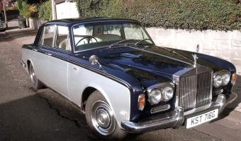 1969 Rolls royce Silver Shadow #1