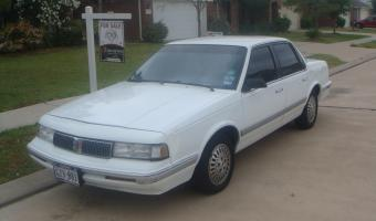 1993 Oldsmobile Cutlass Ciera #1