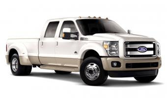 Ford F-450 Super Duty #1
