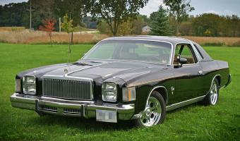1979 Chrysler Cordoba #1