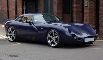 2002 TVR Tuscan #1