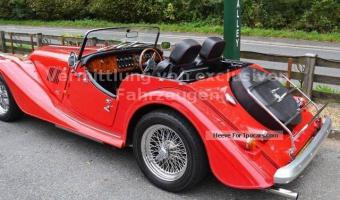 1991 Morgan Plus 4 #1