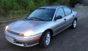 1998 Chrysler Neon #1