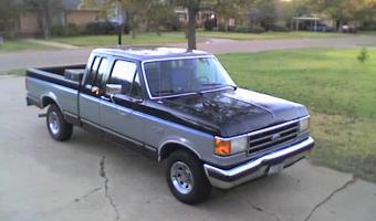 1991 Ford F-150 #1