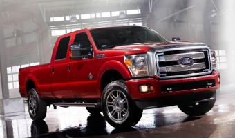 2014 Ford F-350 Super Duty #1